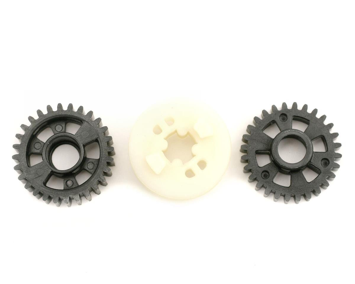 Traxxas Revo Output gears, forward & reverse/ drive dog carrier