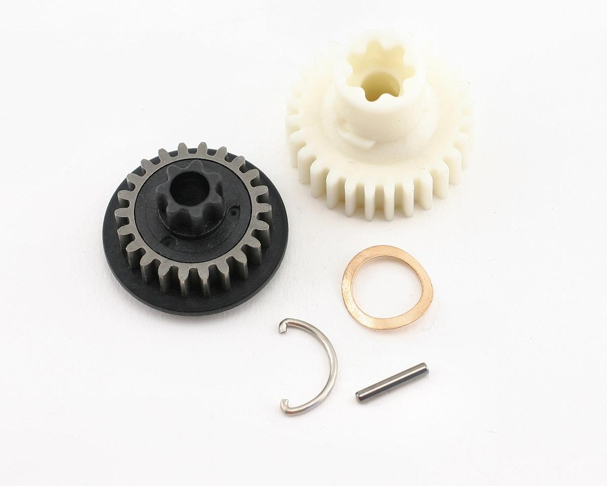 Revo Primary gears, forward and reverse/ screw pin (1) by Traxxas