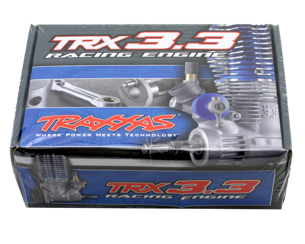 Traxxas TRX 3.3 Rear Exhaust IPS Shaft