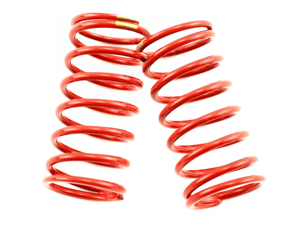 Traxxas Shock Springs (Gold - GTR 3.8) (2) (Revo)
