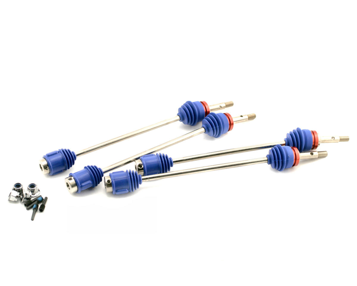 CV Driveshaft Set (4) (Revo/Maxx 3.3) by Traxxas