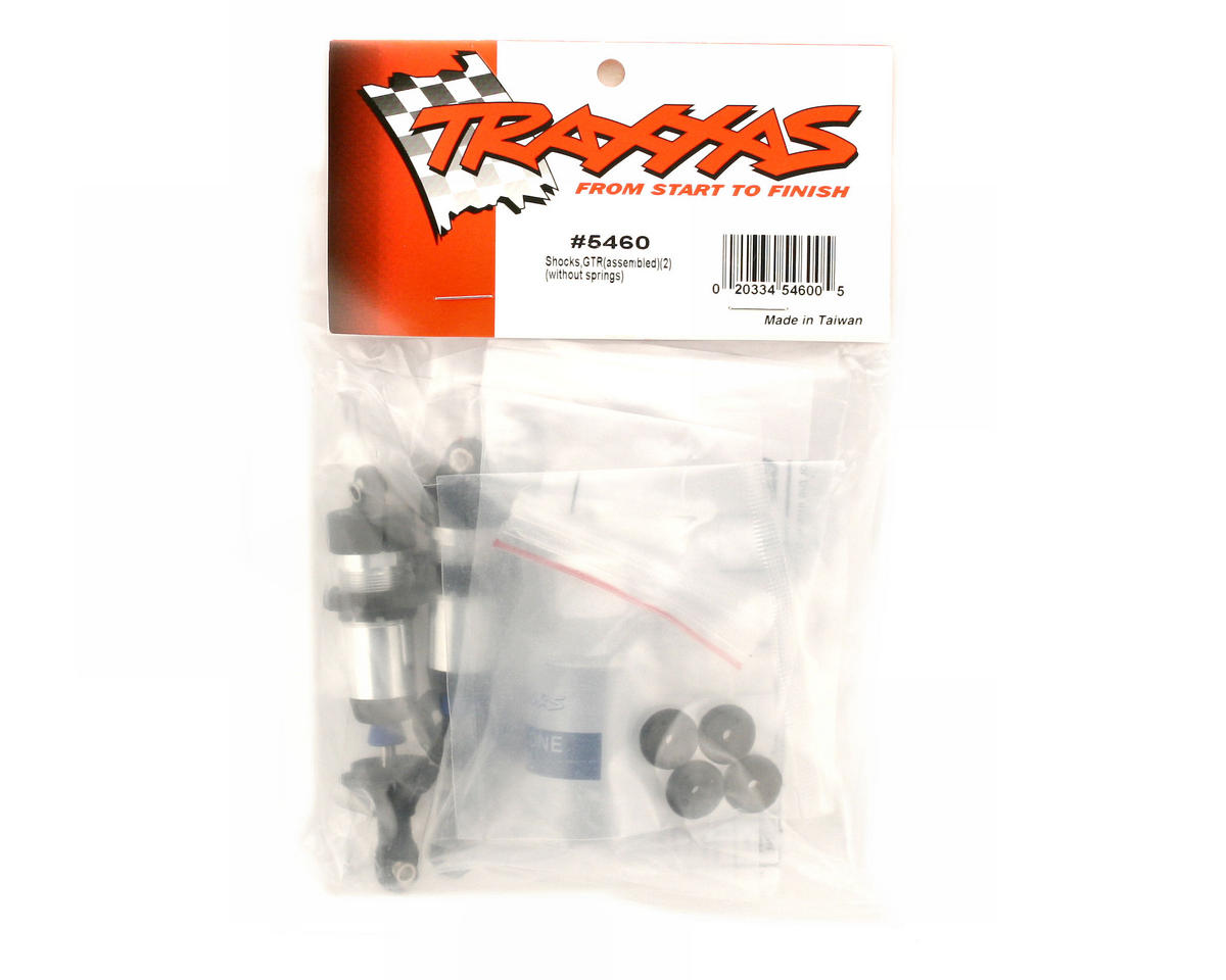 Traxxas GTR Assembled Shocks w/O Springs (2)