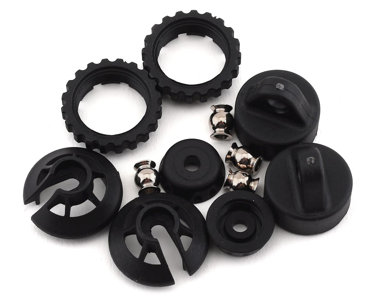 Traxxas GTR Shock Caps And Spring Retainers
