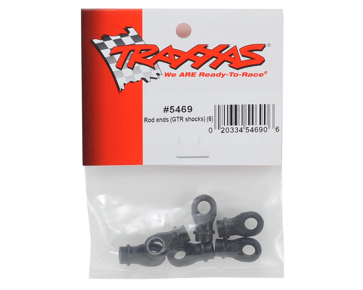 Traxxas GTR Shock Rod Ends (6)