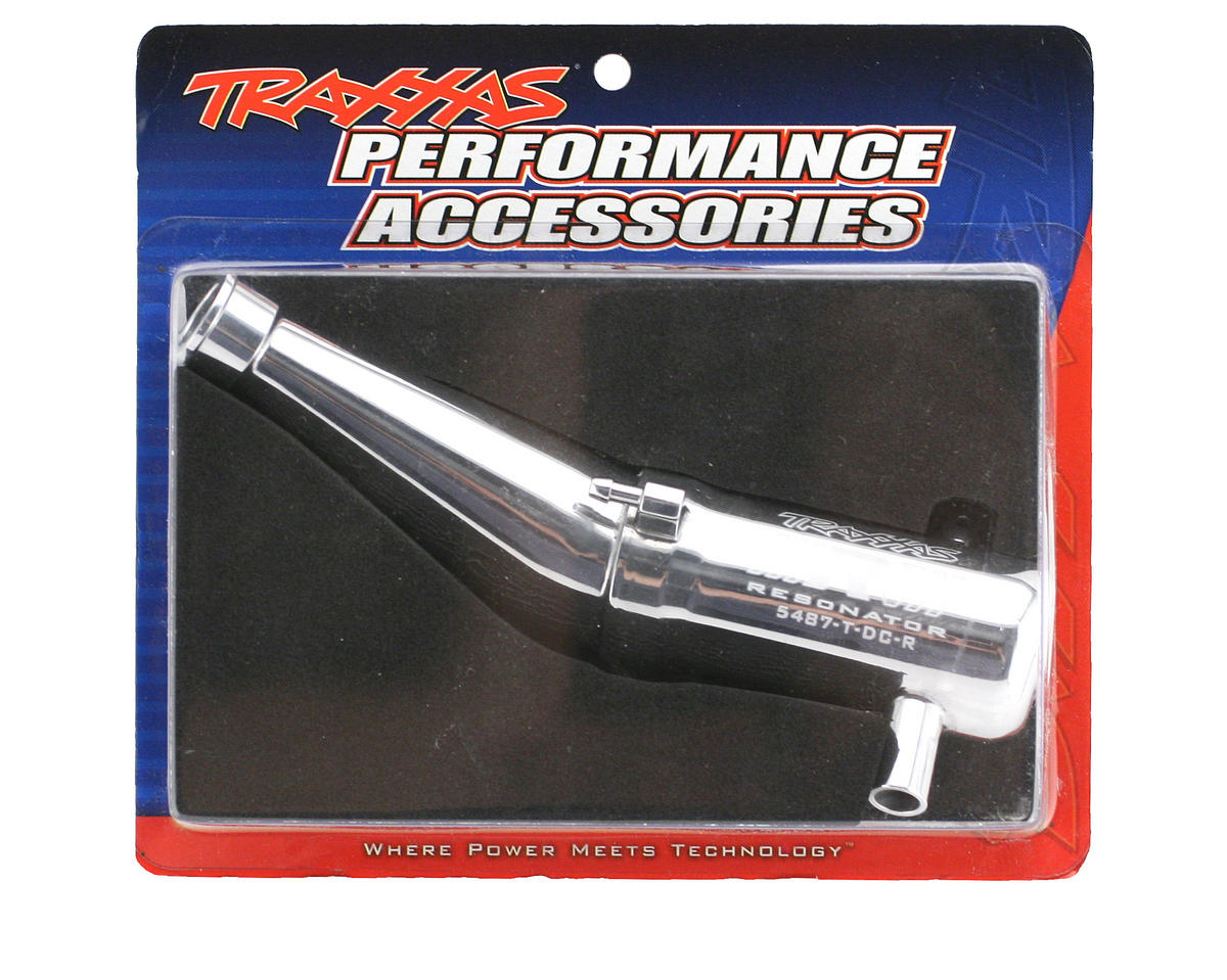 Traxxas Resonator Aluminum Tuned Pipe (TMX 3.3)
