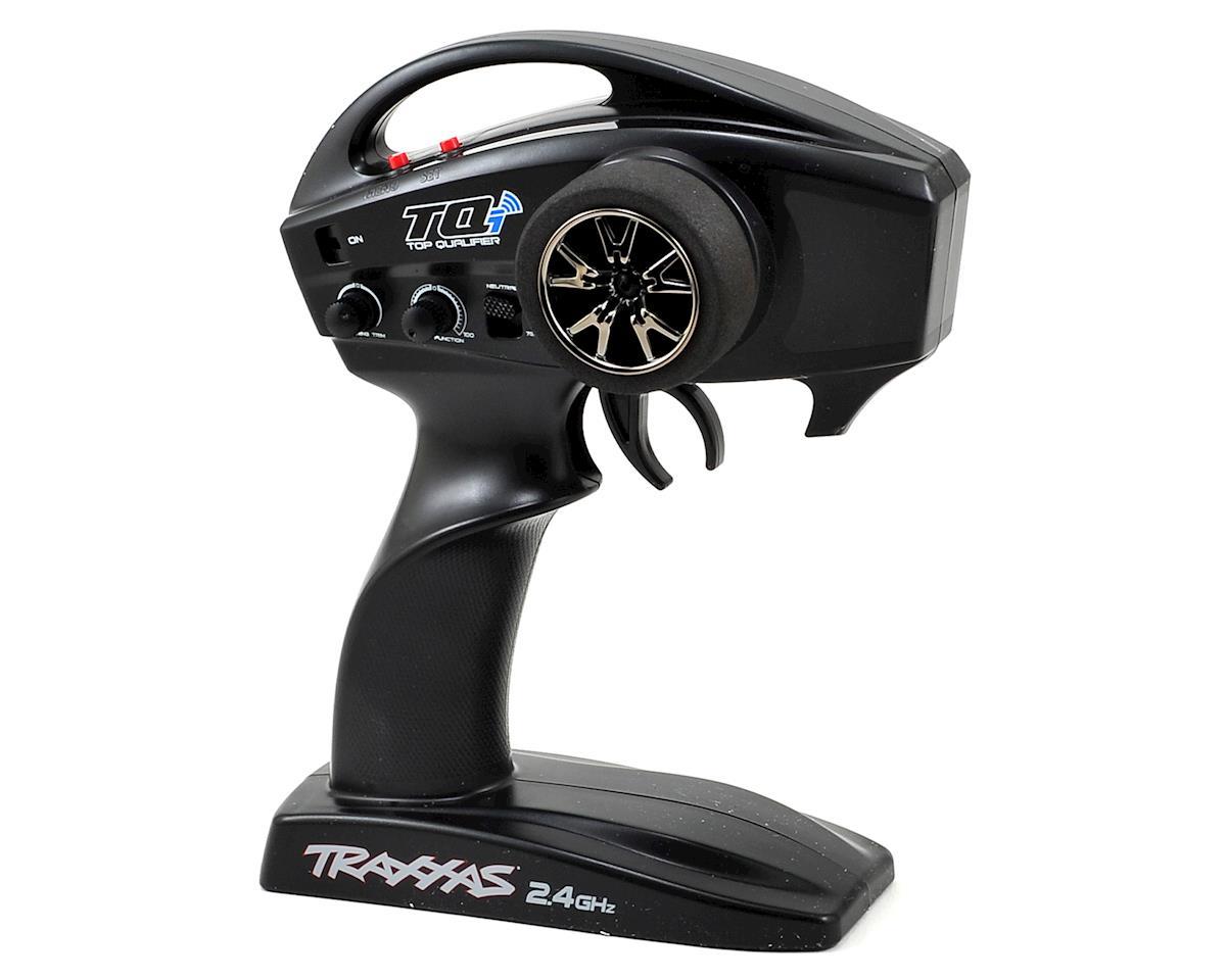 Traxxas Jato 3.3 2WD RTR Nitro Stadium Truck w/TQi (Blue)