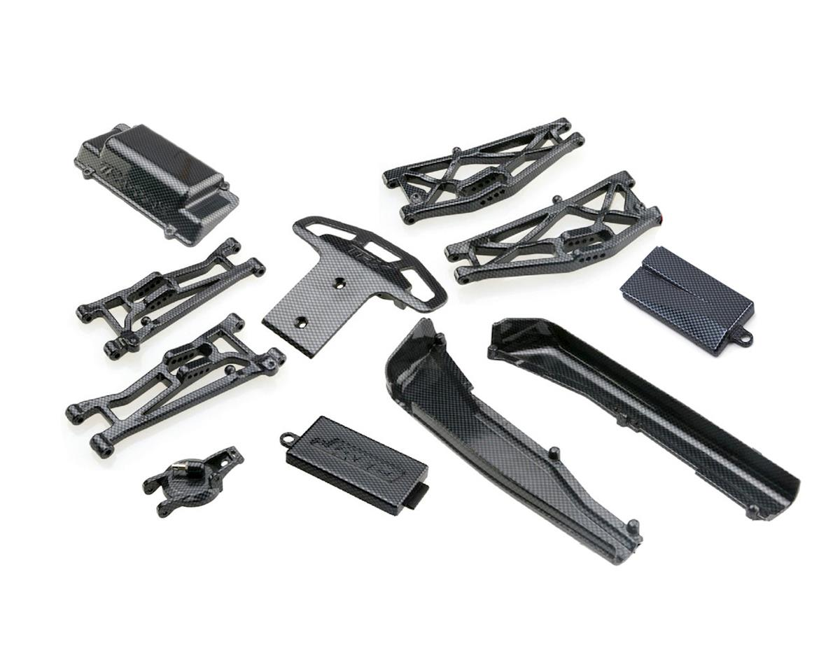 Exo-Carbon Kit for Jato by Traxxas