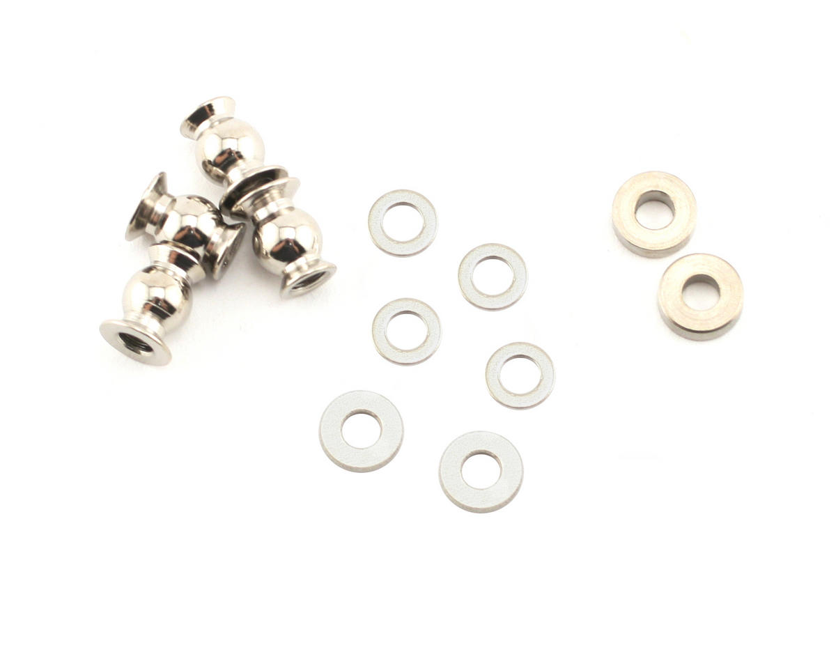 Traxxas Shim Set (4) | relatedproducts