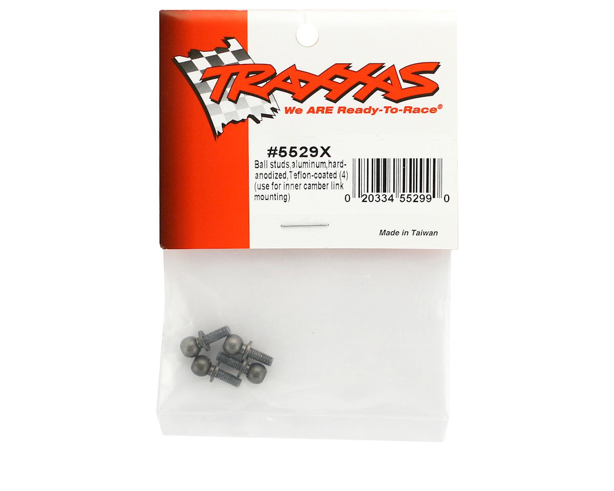 Traxxas Teflon Coated Ball Studs (4) (Jato)