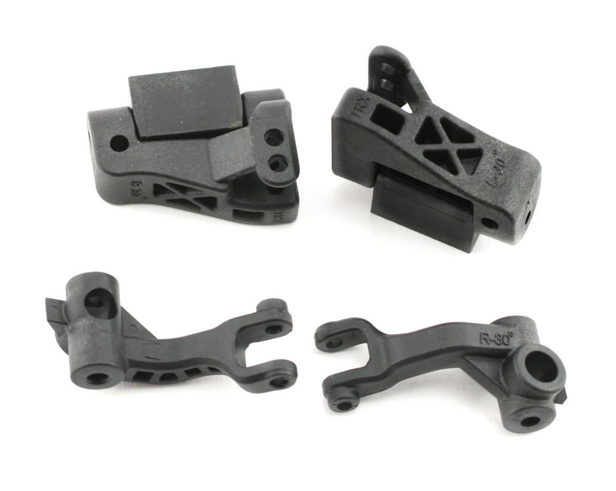 Traxxas 30° Caster & Steering Block Set