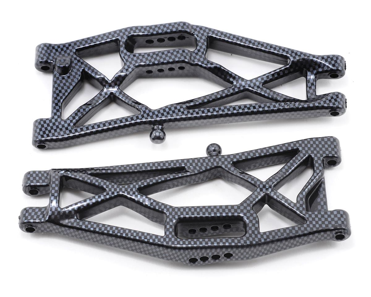 Exo-Carbon Rear Suspension Arms by Traxxas