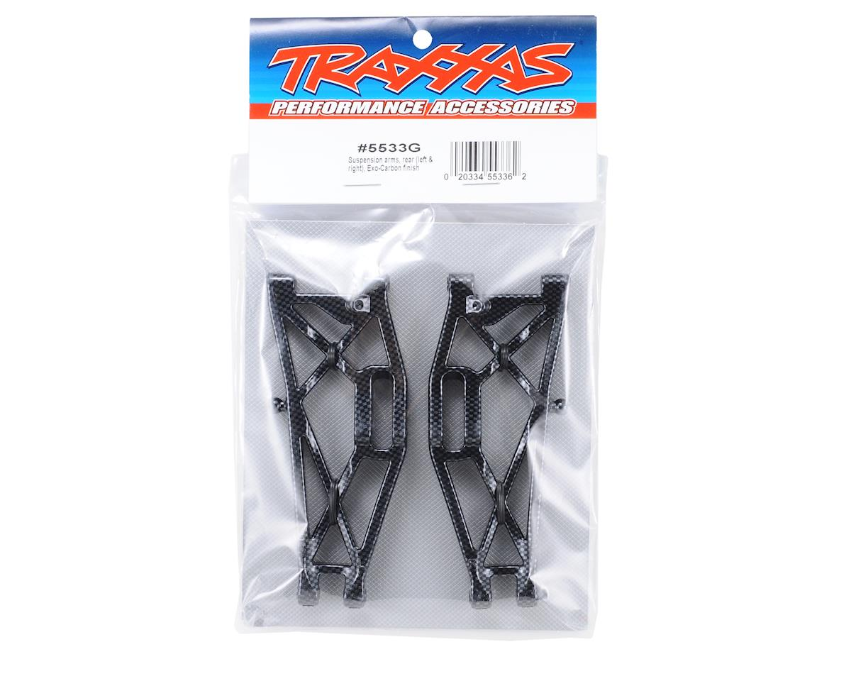 Traxxas Exo-Carbon Rear Suspension Arms