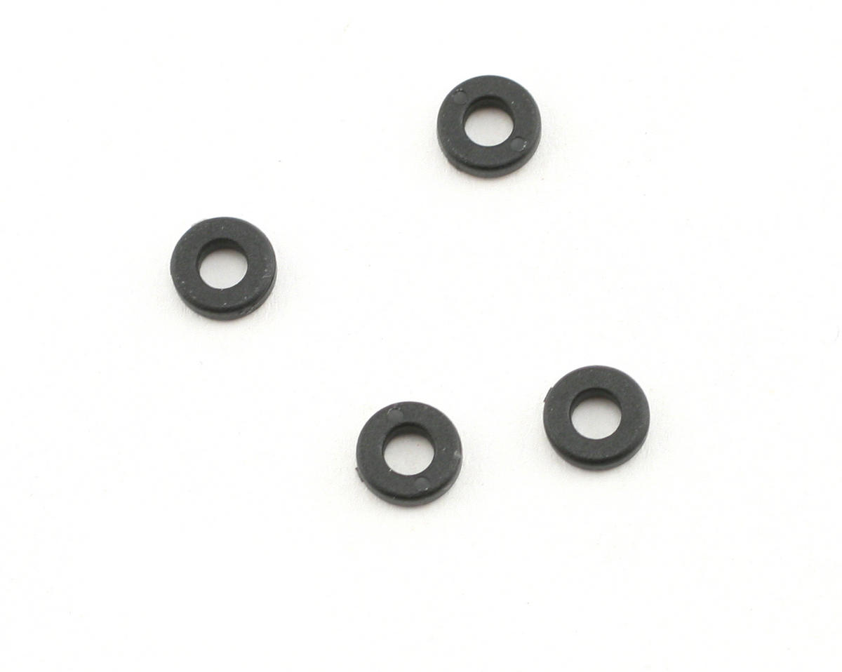 Traxxas Stub Axle Carrier Rear Spacer (4) (Jato)
