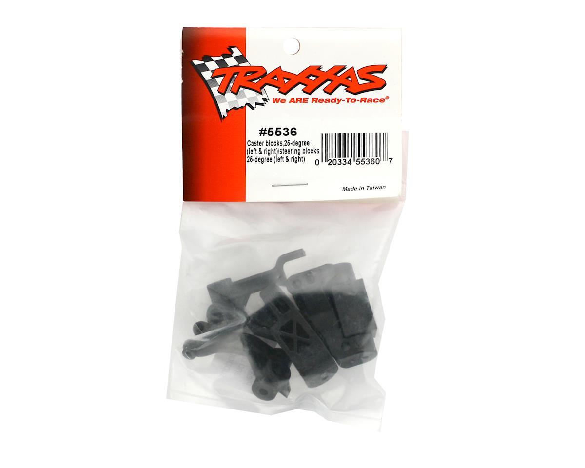 Traxxas 25° Caster & Steering Block Set (Jato)