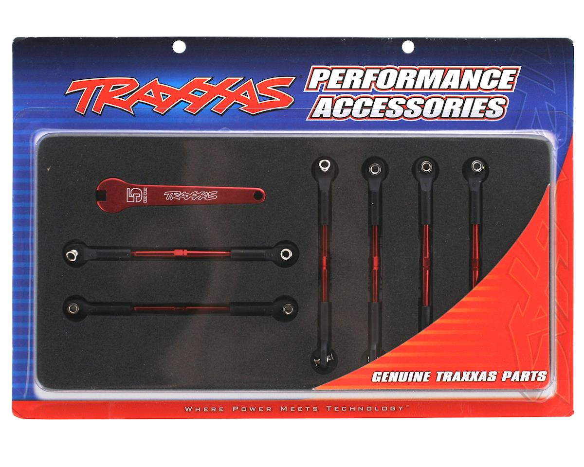 Traxxas Aluminum Turnbuckles (Red) (Jato)
