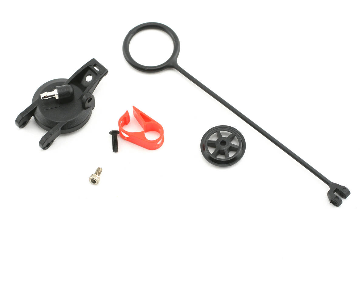 Traxxas Pull Ring/Fuel Tank Cap Set