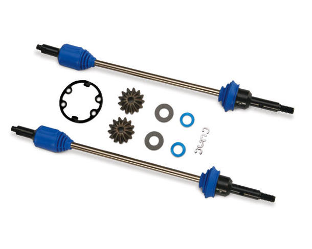 Steel Driveshaft Kit by Traxxas