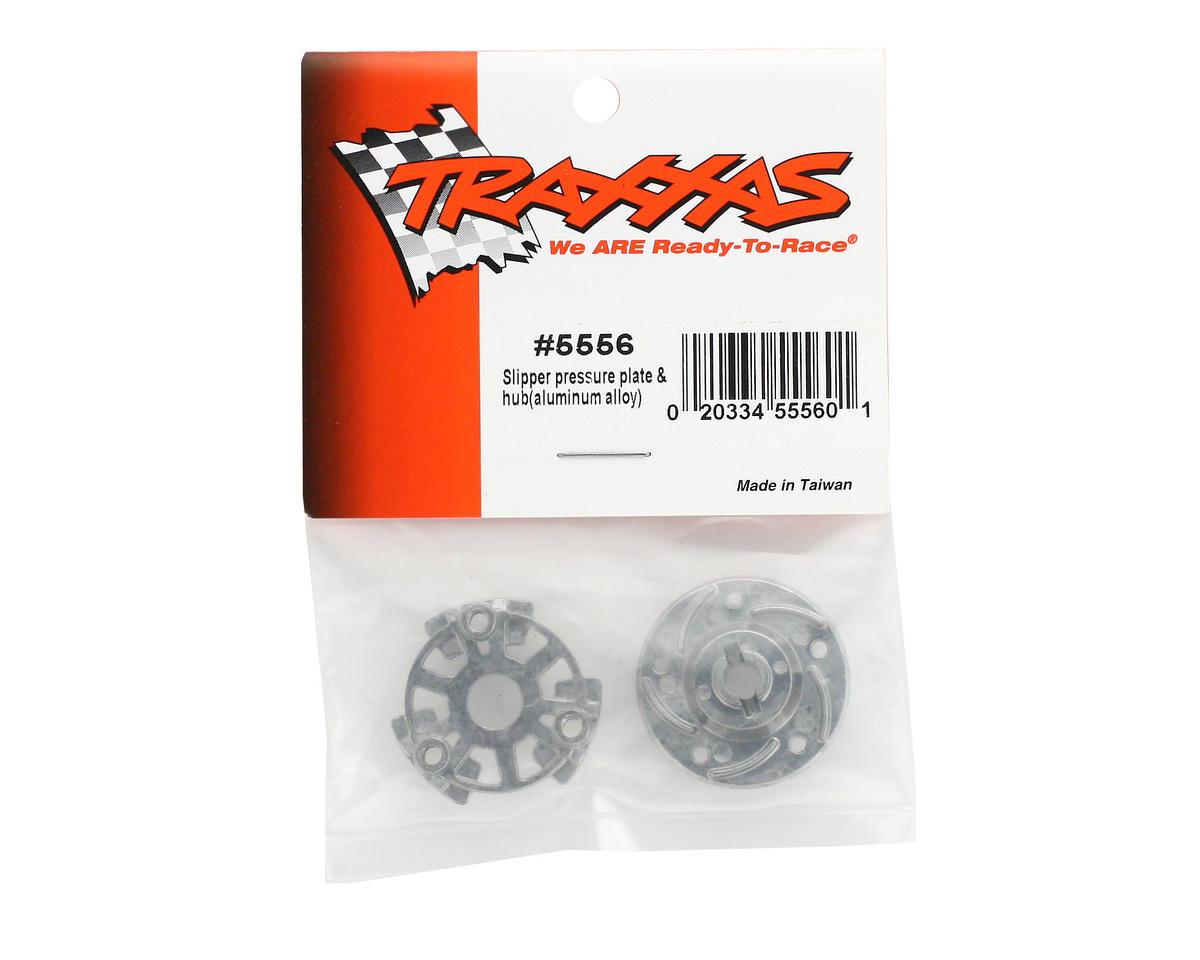 Traxxas Aluminum Slipper Pressure Plate & Hub Set (Jato)