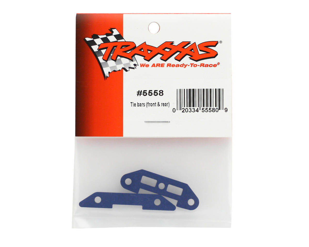 Traxxas Front & Rear Suspension Tie Bar Set (Jato)