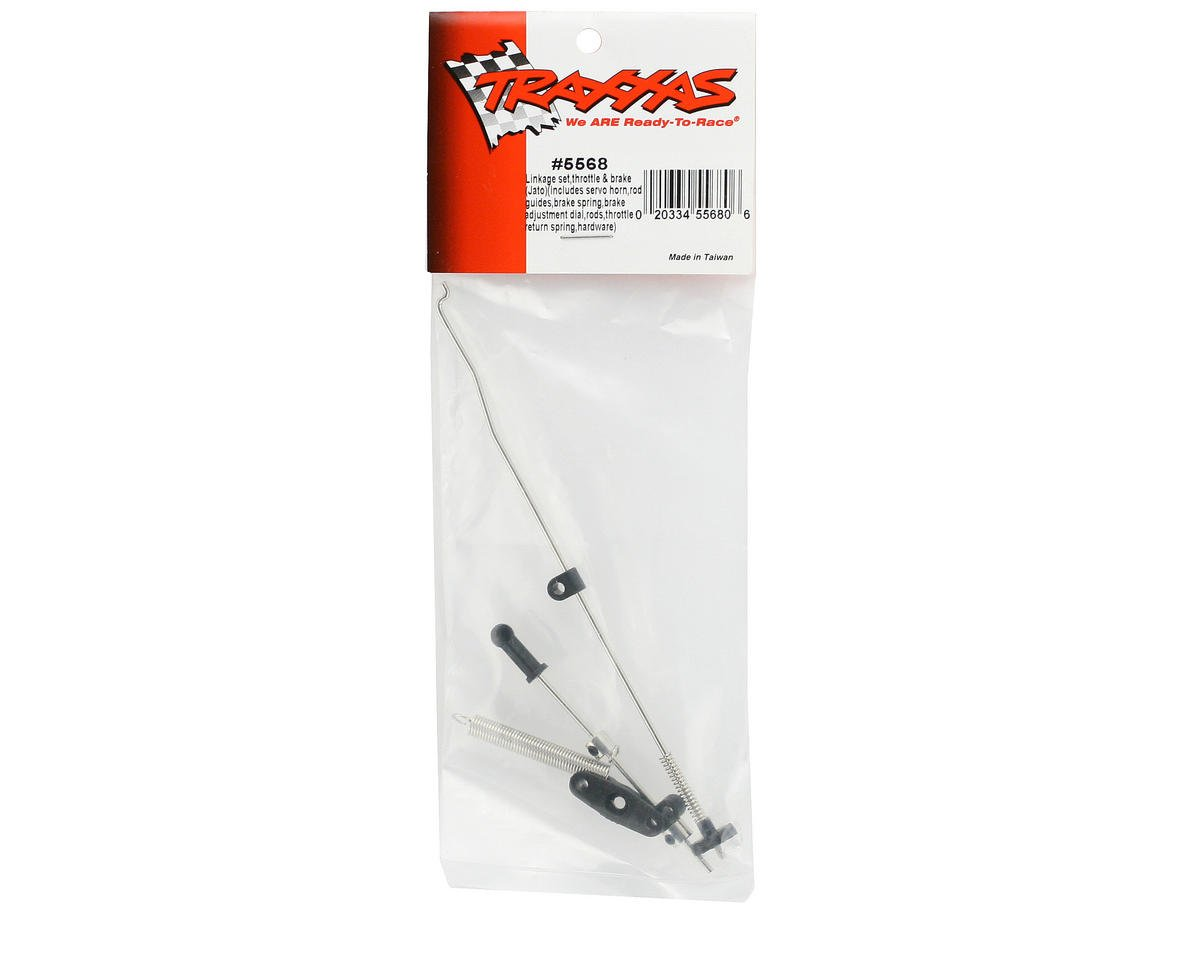 Traxxas Throttle & Brake Linkage Set (Jato)
