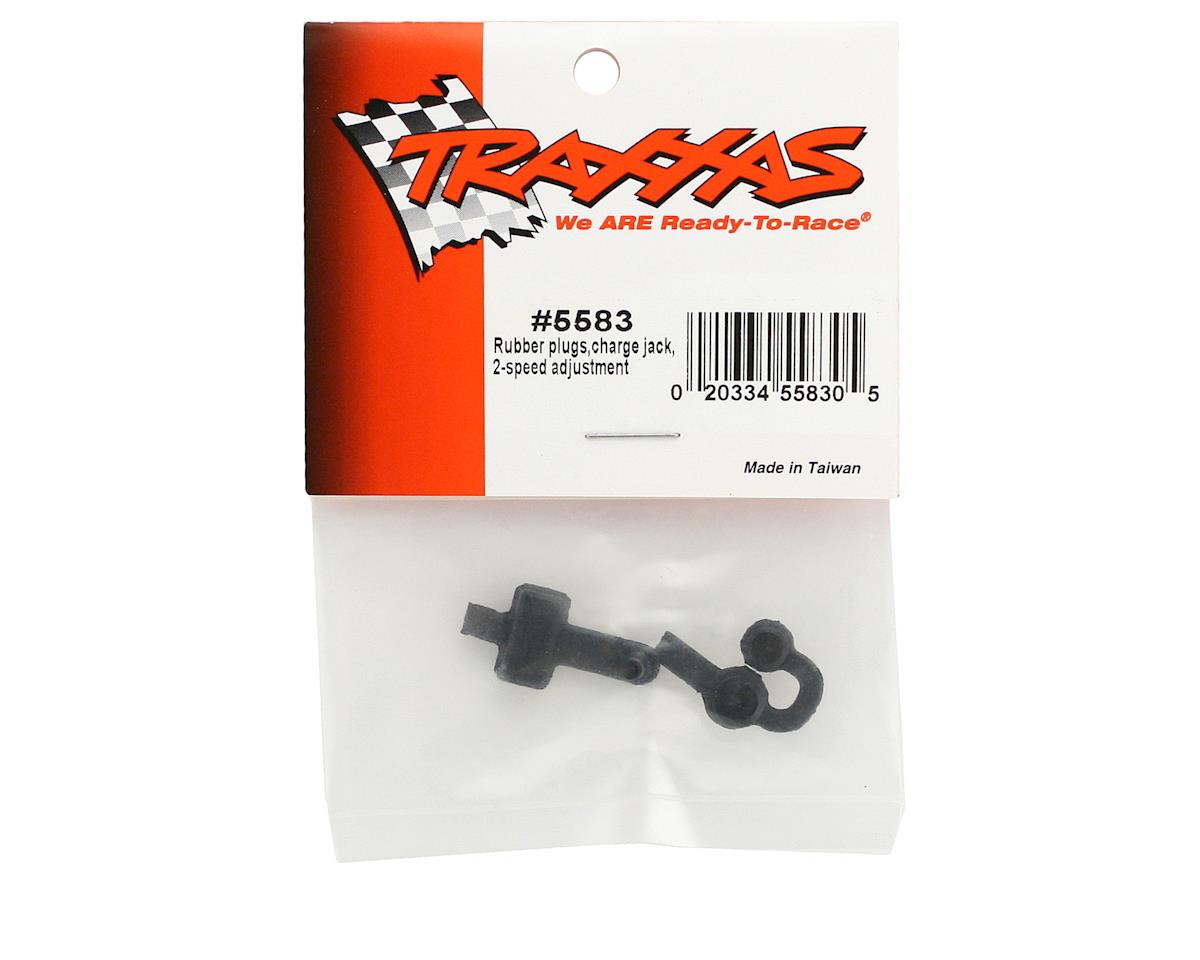 Traxxas Rubber Plugs (Jato)