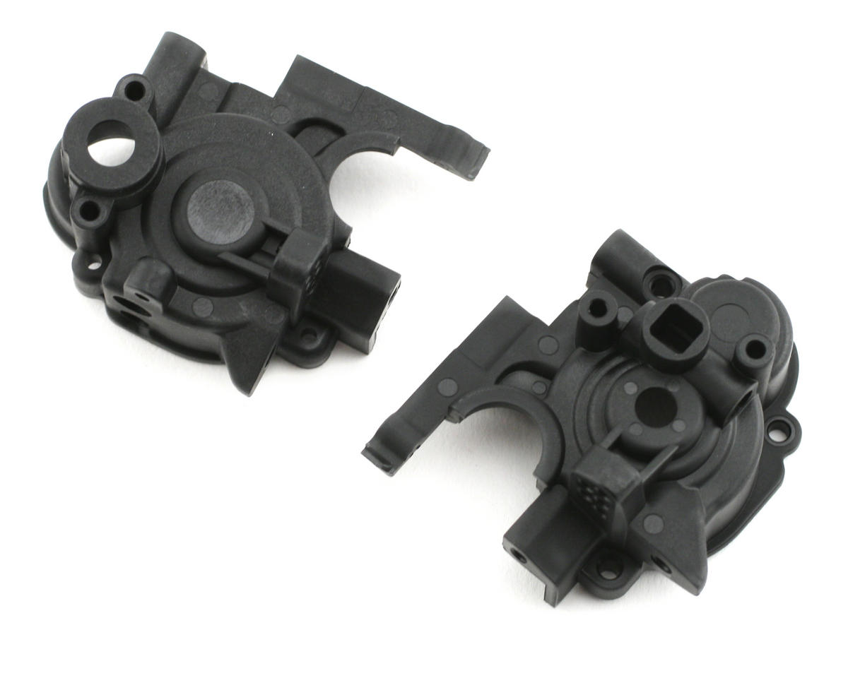 Left & Right Gearbox Halves (Jato) by Traxxas