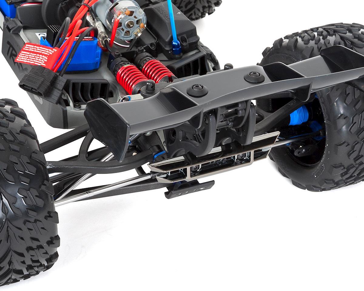 Traxxas E-Revo 16.8V RTR 4WD Monster Truck (Black)