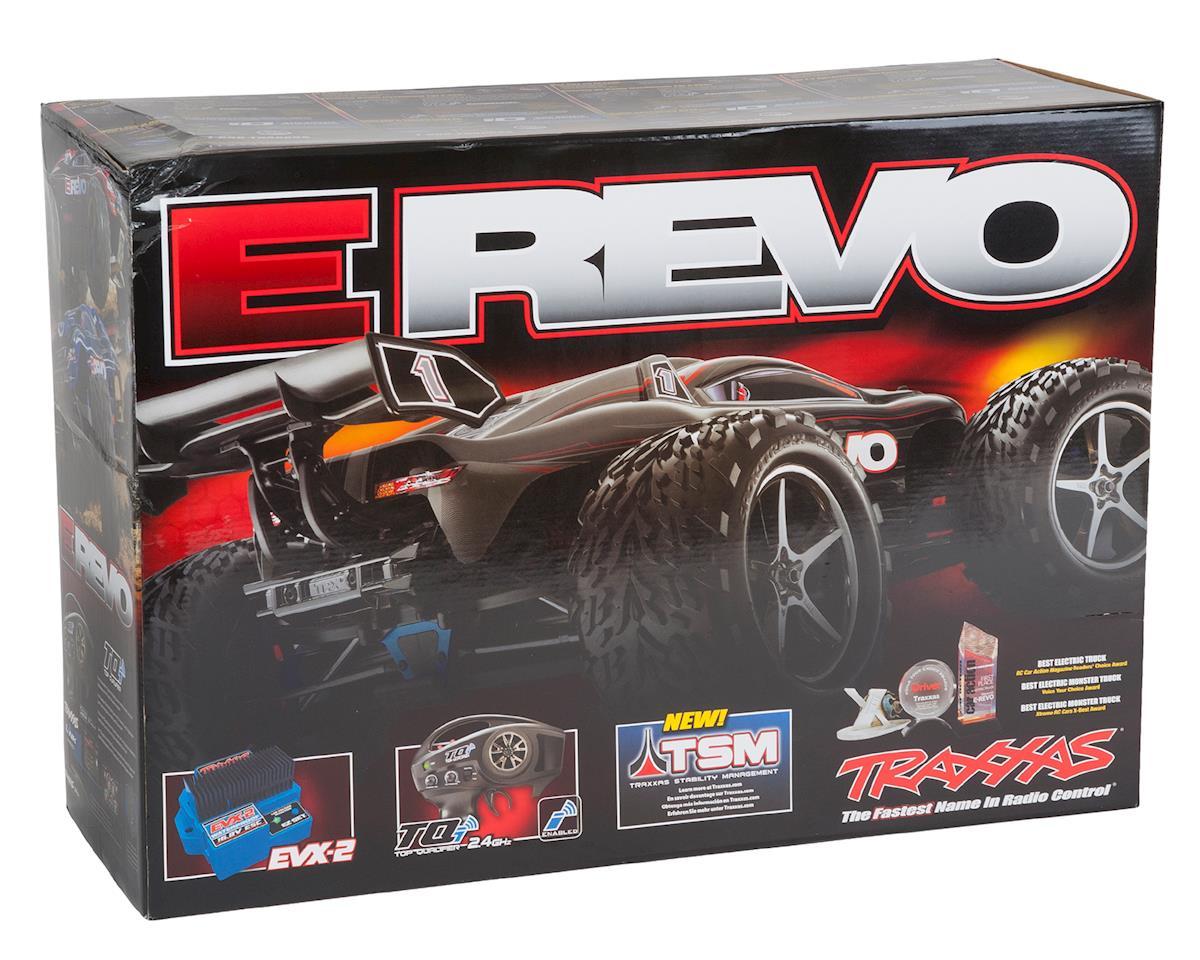 Traxxas E-Revo 16.8V RTR 4WD Monster Truck