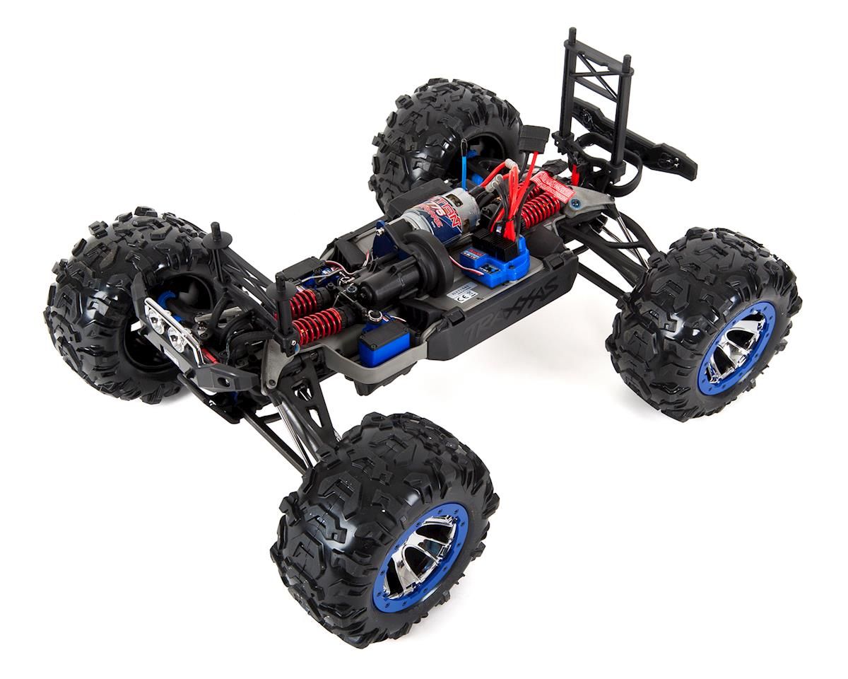 Traxxas Summit RTR 4WD Monster Truck (Black)