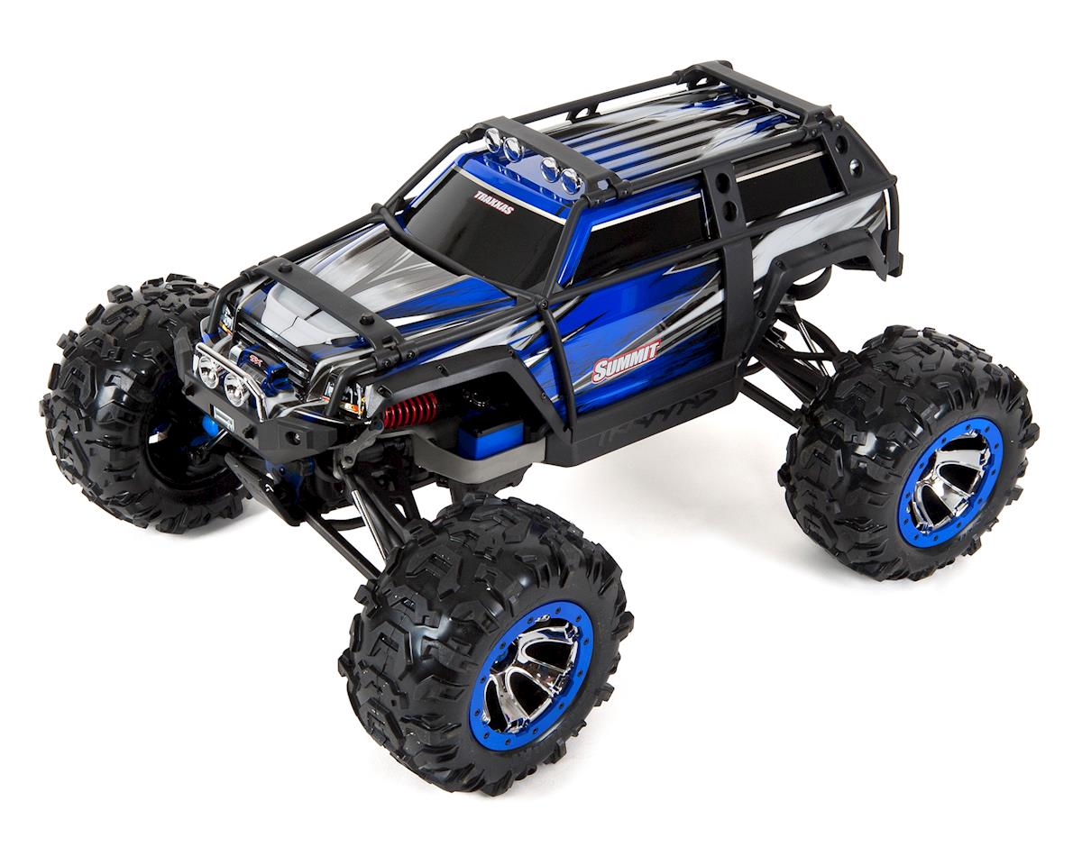 Traxxas Summit RTR 4WD Monster Truck (Blue)