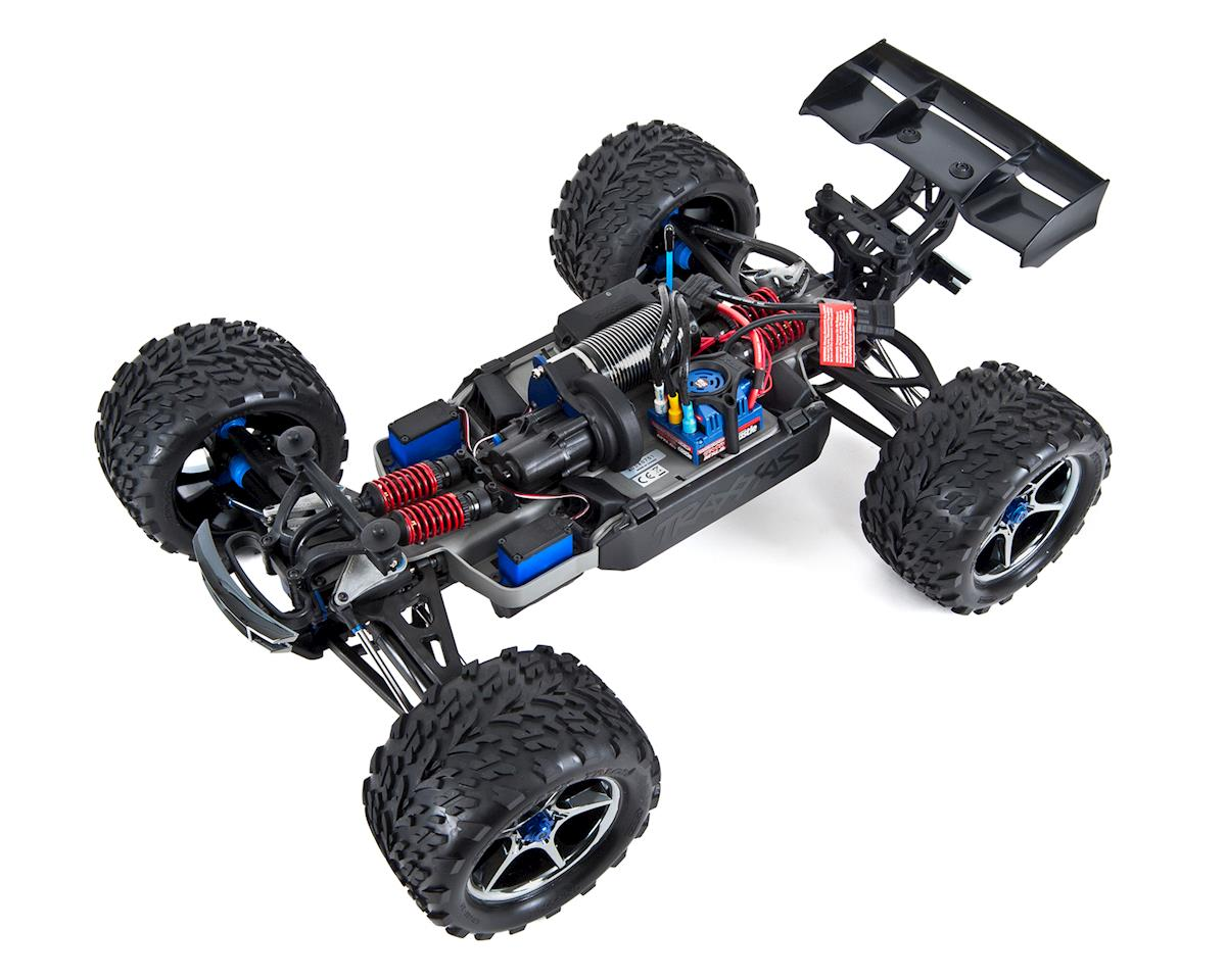Traxxas E-Revo RTR 4WD Brushless Monster Truck (Black)