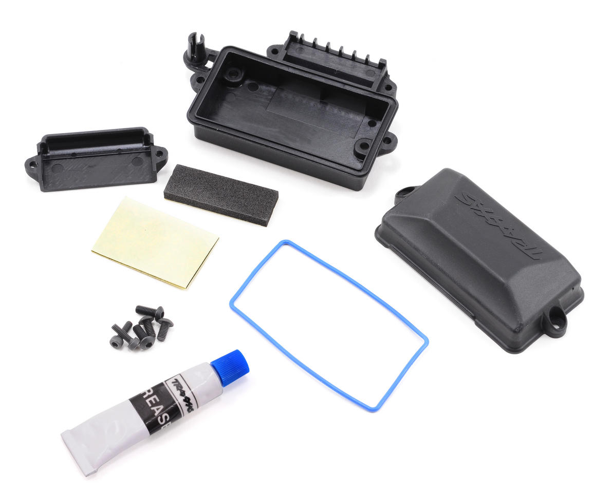 Traxxas Sealed Receiver Box Set | relatedproducts