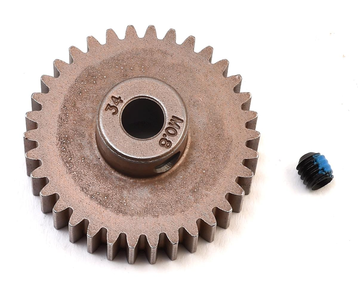 32P Hardened Steel Pinion Gear w/5mm Bore (34T) by Traxxas