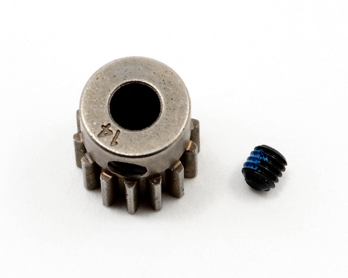 32P Hardened Steel Pinion Gear w/5mm Bore (14T) by Traxxas