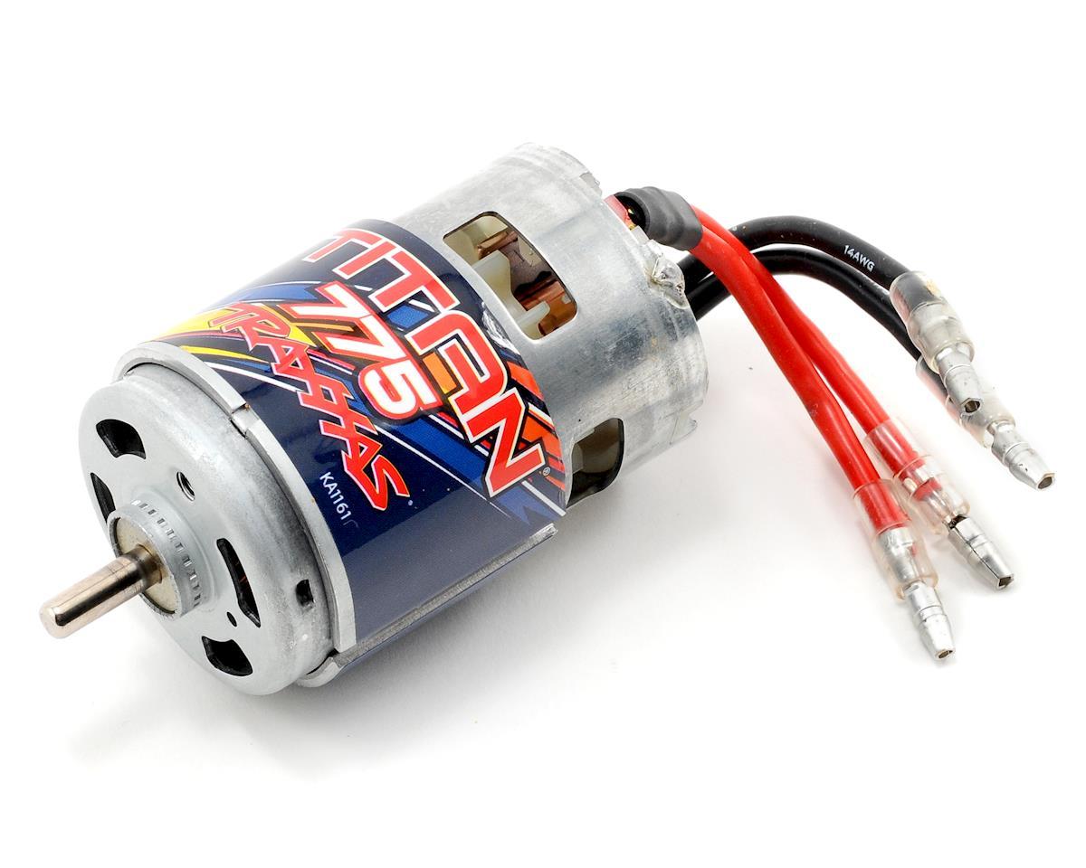 Traxxas 775 Titan Motor 10 Turn 16 8 Volts Summit