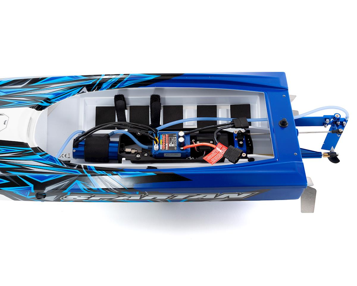 Traxxas Spartan High Performance Race Boat RTR (Blue)