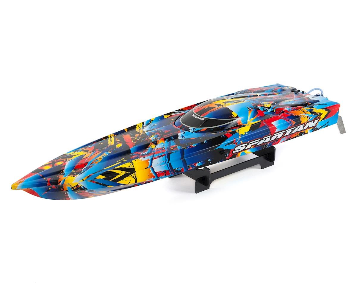 Traxxas Spartan High Performance Race Boat RTR (Rock n Roll)