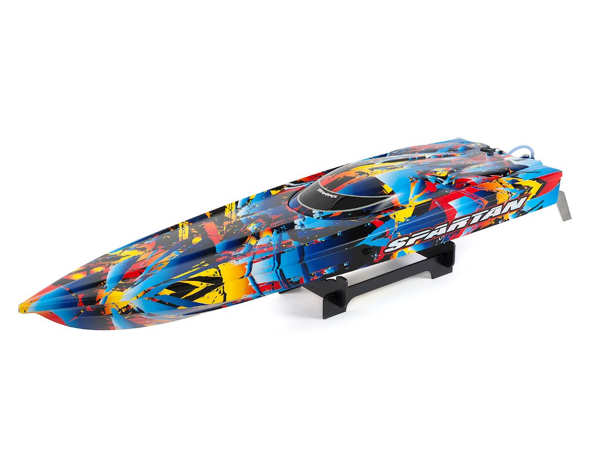 Spartan High Performance Race Boat RTR (Rock n Roll) by Traxxas