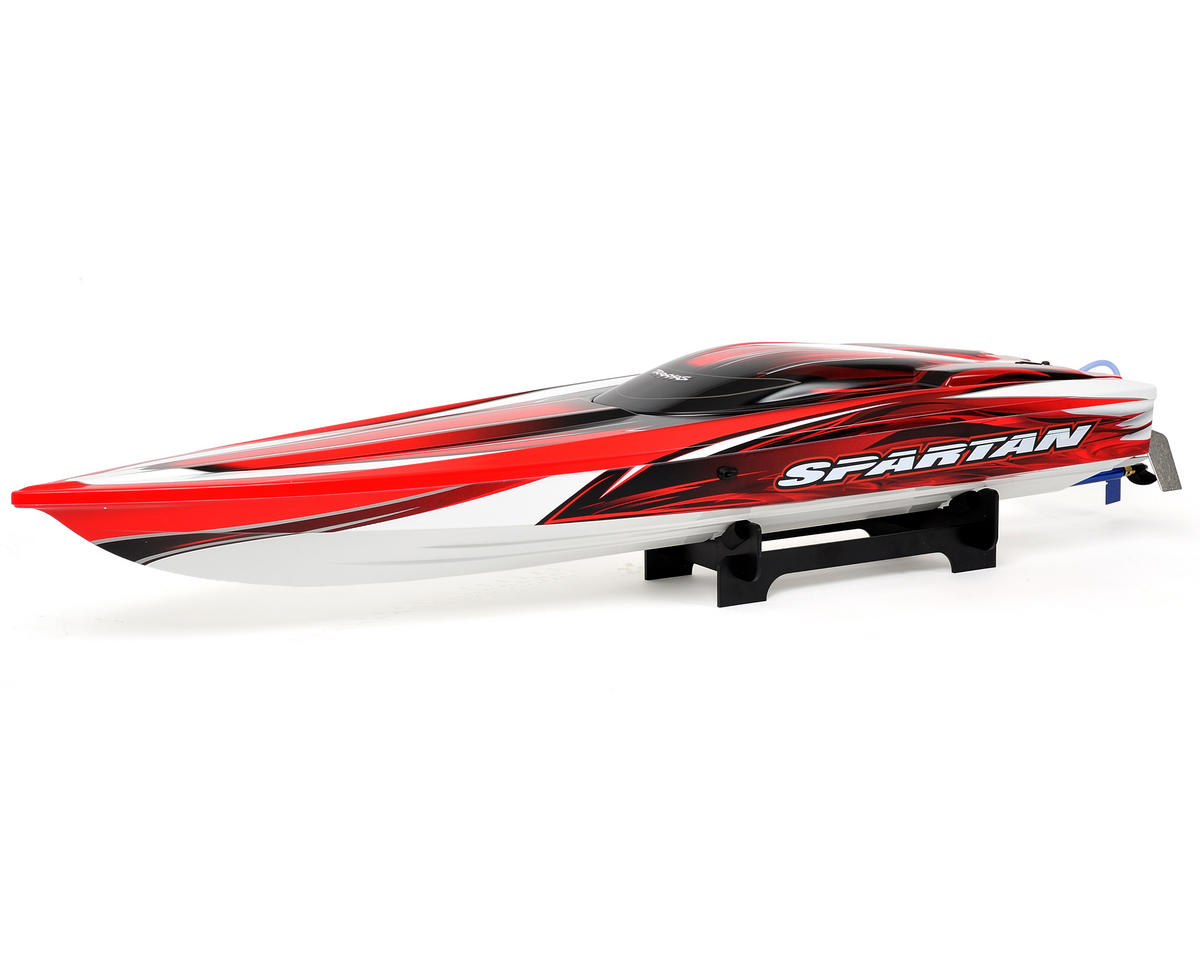 Traxxas Spartan High Performance Race Boat RTR w/TQi 2.4Ghz Radio & Castle ESC