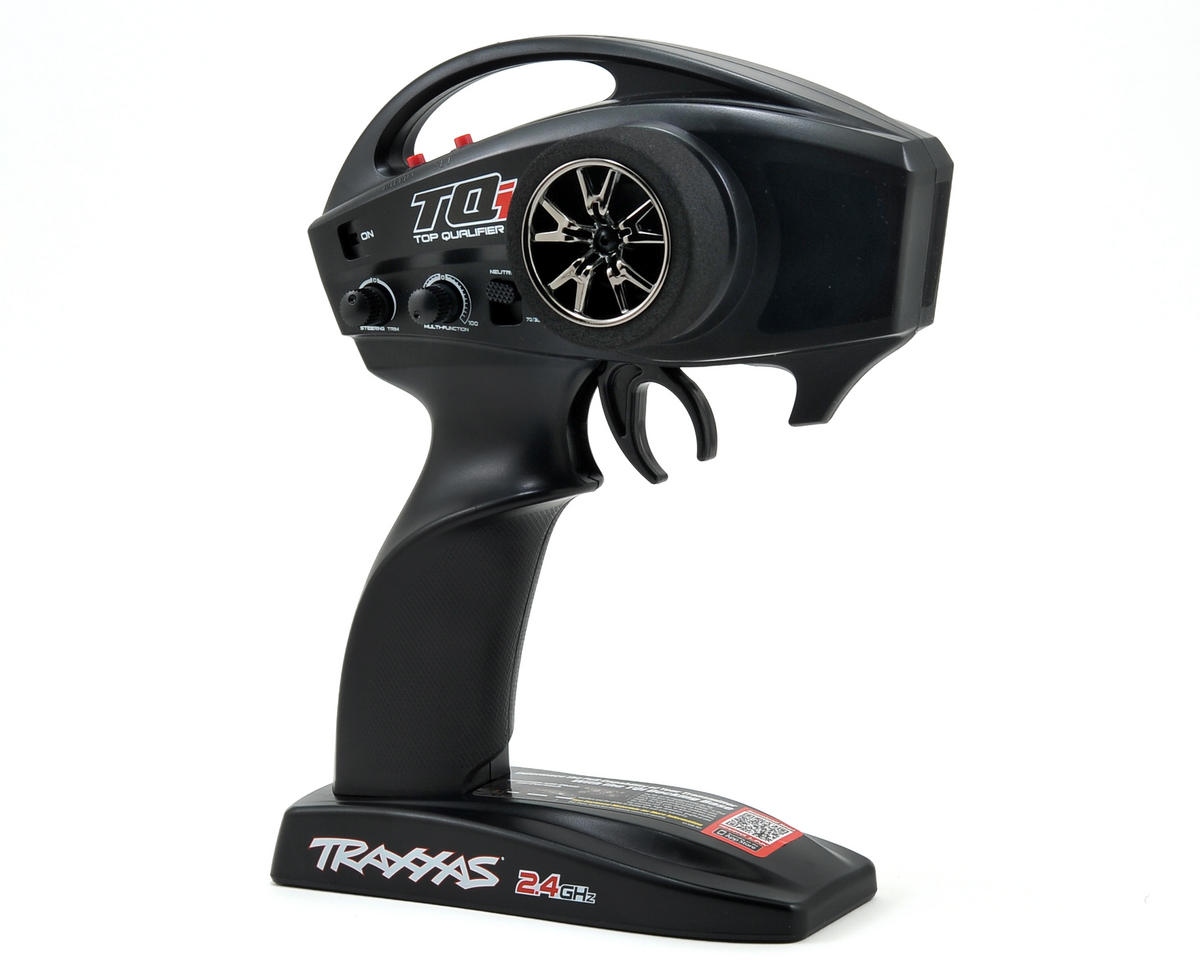 Traxxas Spartan High Performance Race Boat RTR w/TQi 2.4GHz, LiPos & Chargers