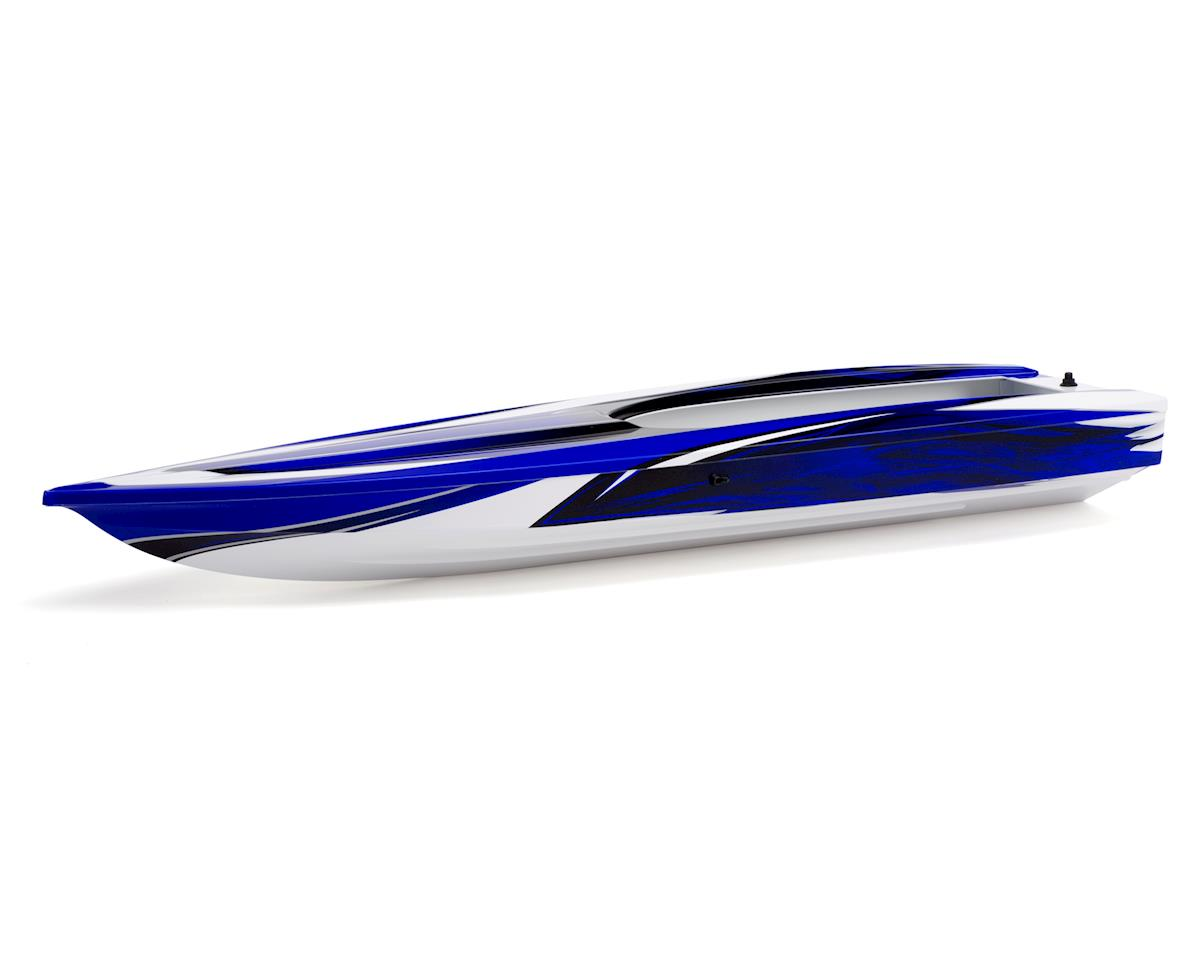 Spartan Hull (Blue) by Traxxas
