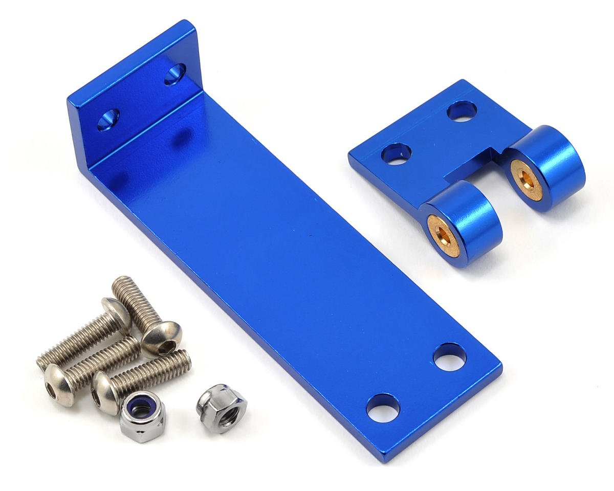 Rudder Mount Set by Traxxas