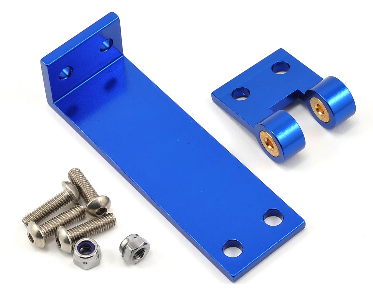 Traxxas Spartan Rudder Mount Set