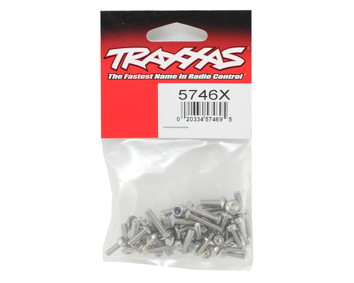 Spartan/DCB M41 Stainless Steel Hardware Kit by Traxxas