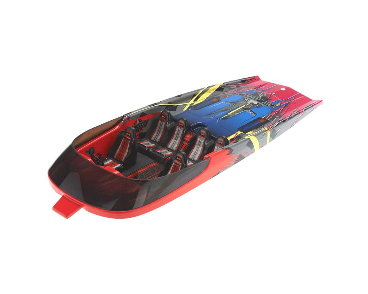 Traxxas M41 Hatch Hawaiian Graphics