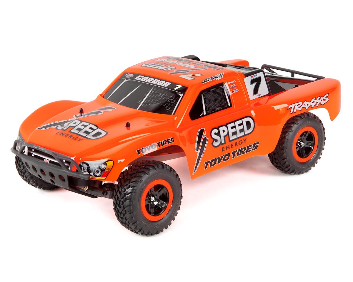 Traxxas Slash 1/10 RTR Short Course Truck (Robby Gordon)