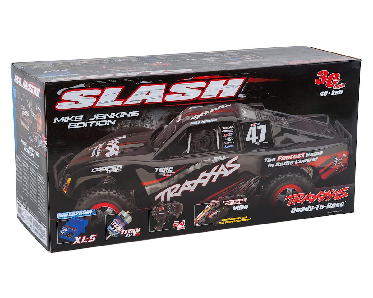 Traxxas Slash 1/10 RTR Short Course Truck (Mike Jenkins)