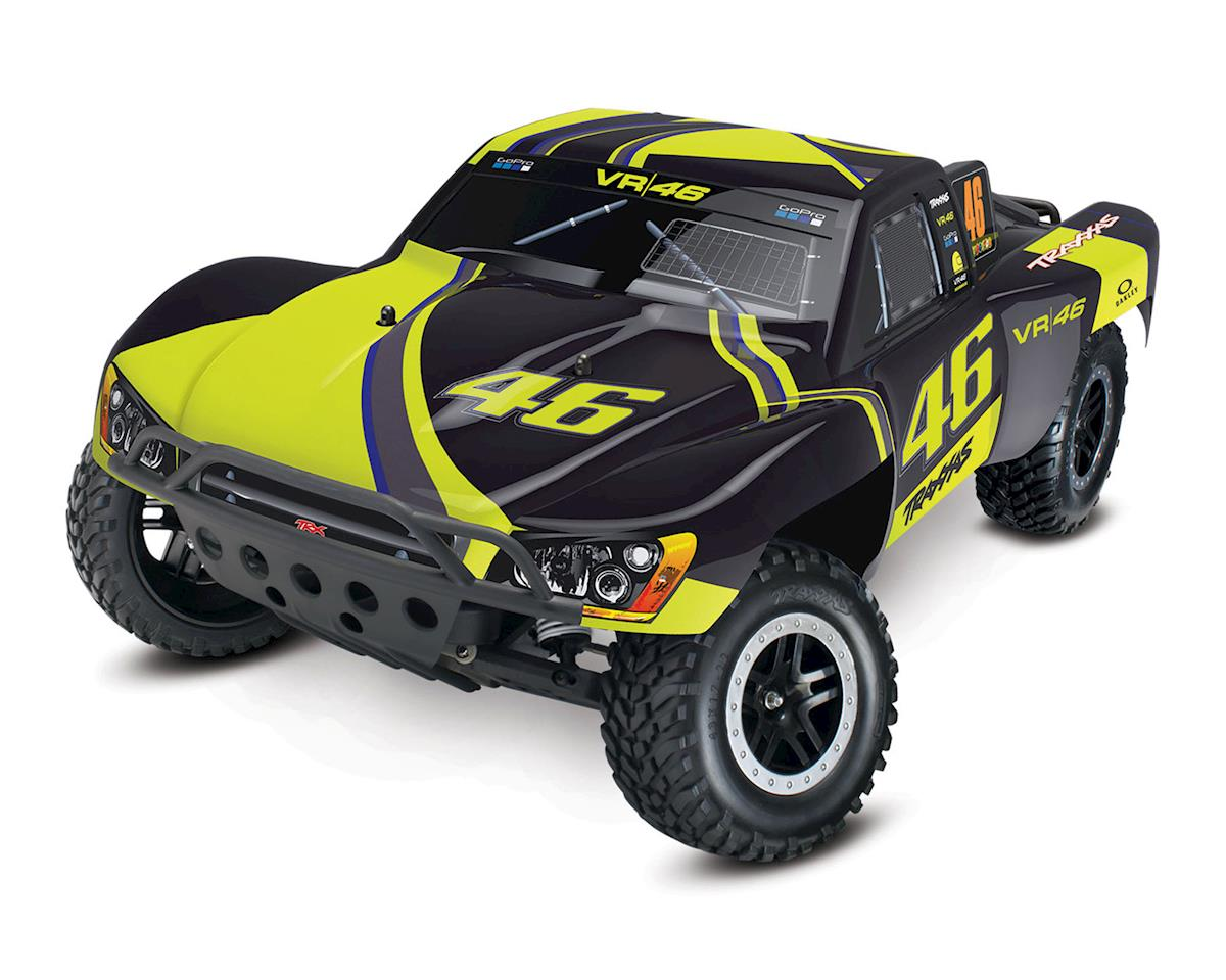 Traxxas Slash 1/10 RTR Short Course Truck (VR46 Edition)