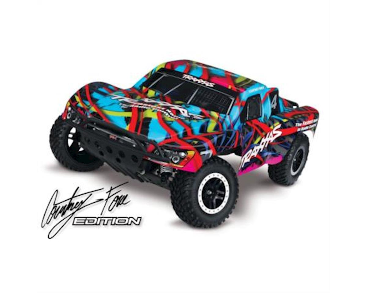 Traxxas Slash 1/10 RTR Short Course Truck (Chad Hord)
