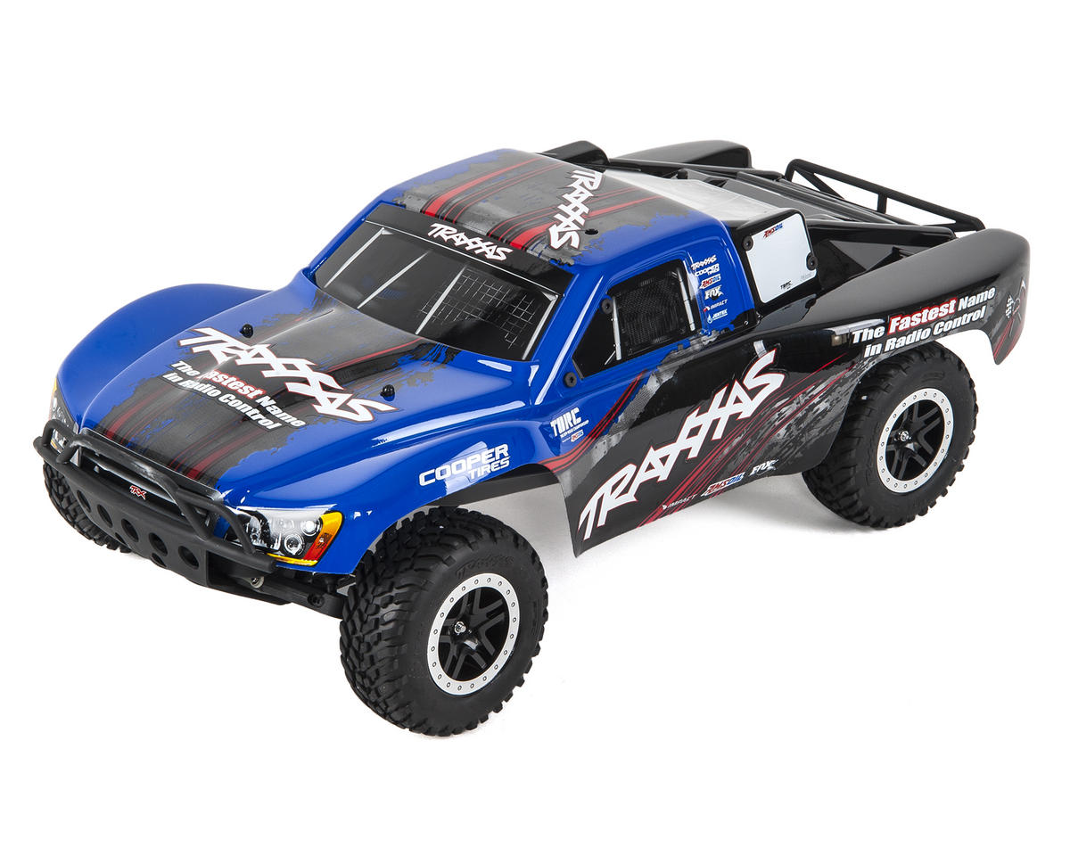 Traxxas Slash 1/10 RTR Short Course Truck (Blue)